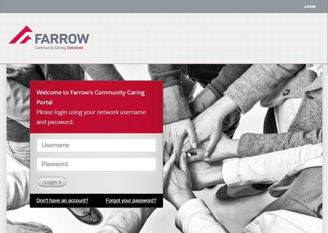 Farrow Volunteerism