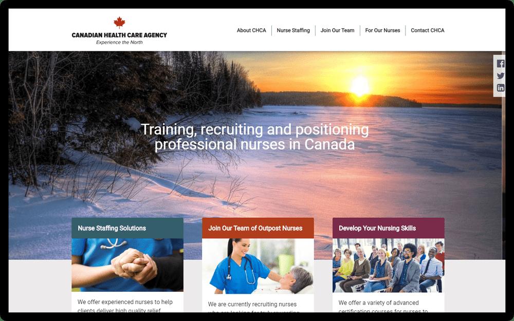 CHCA Homepage