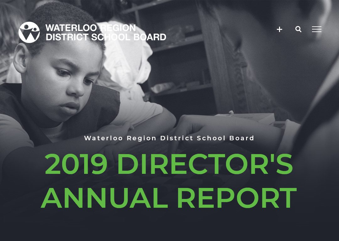 WRDSB Annual Report