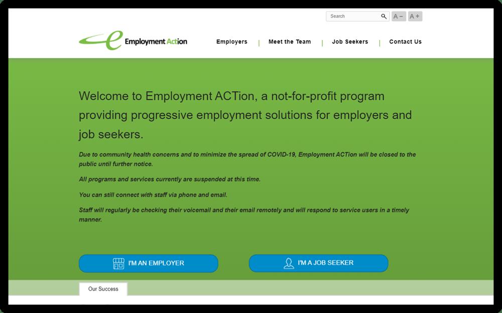 Employment ACTion
