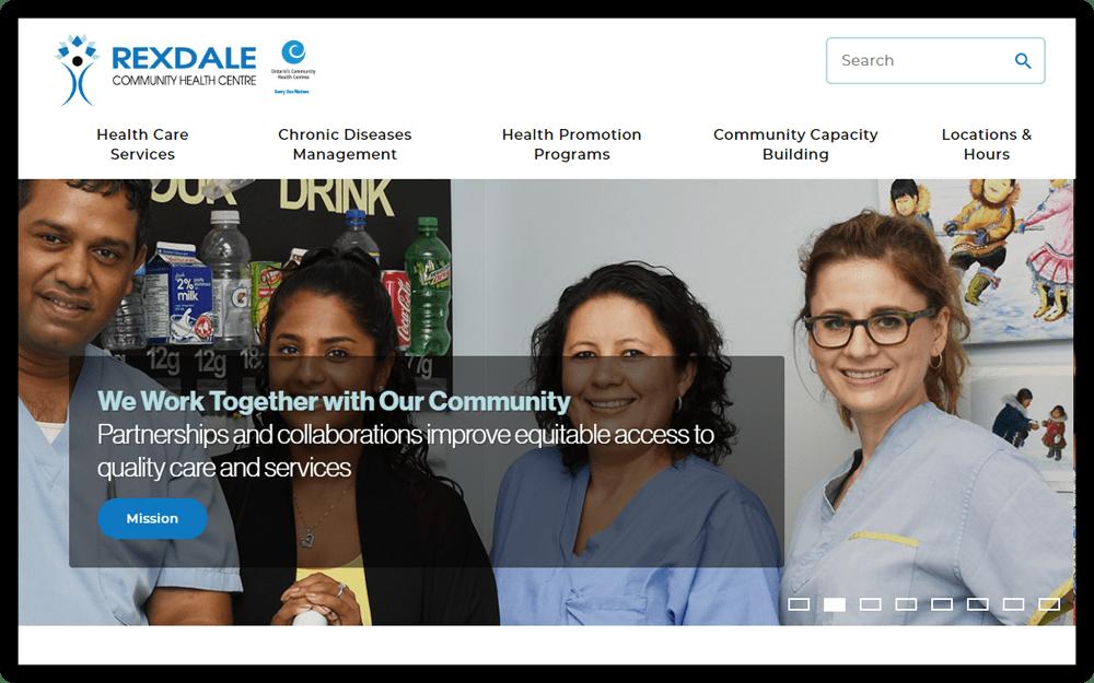 Rexdale CHC Homepage
