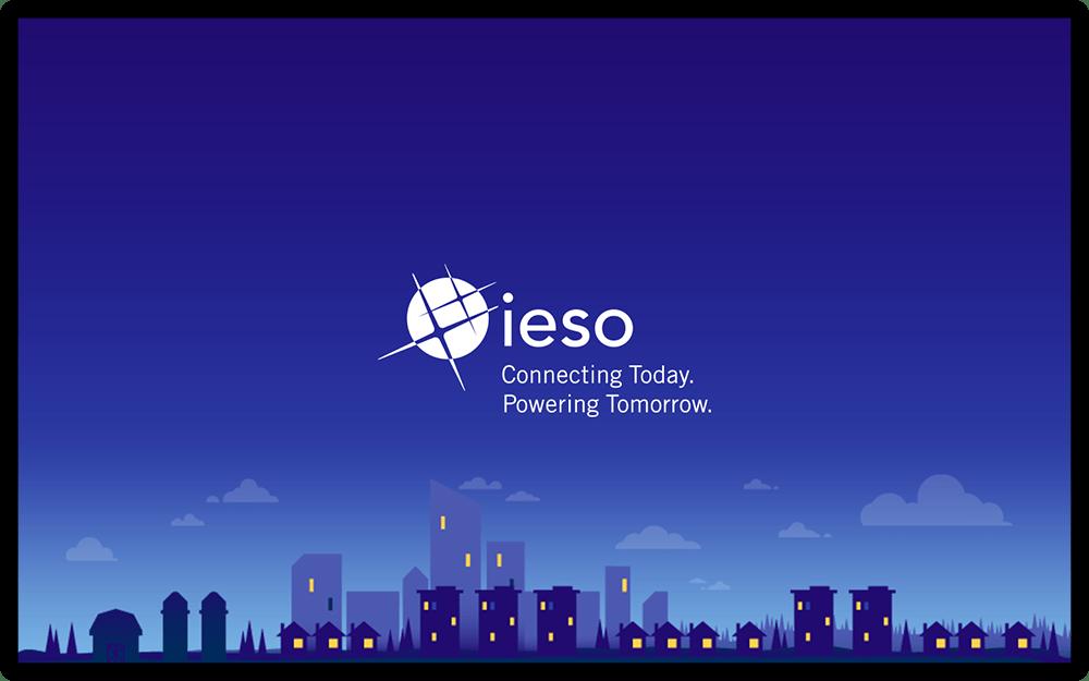 IESO Screenshot