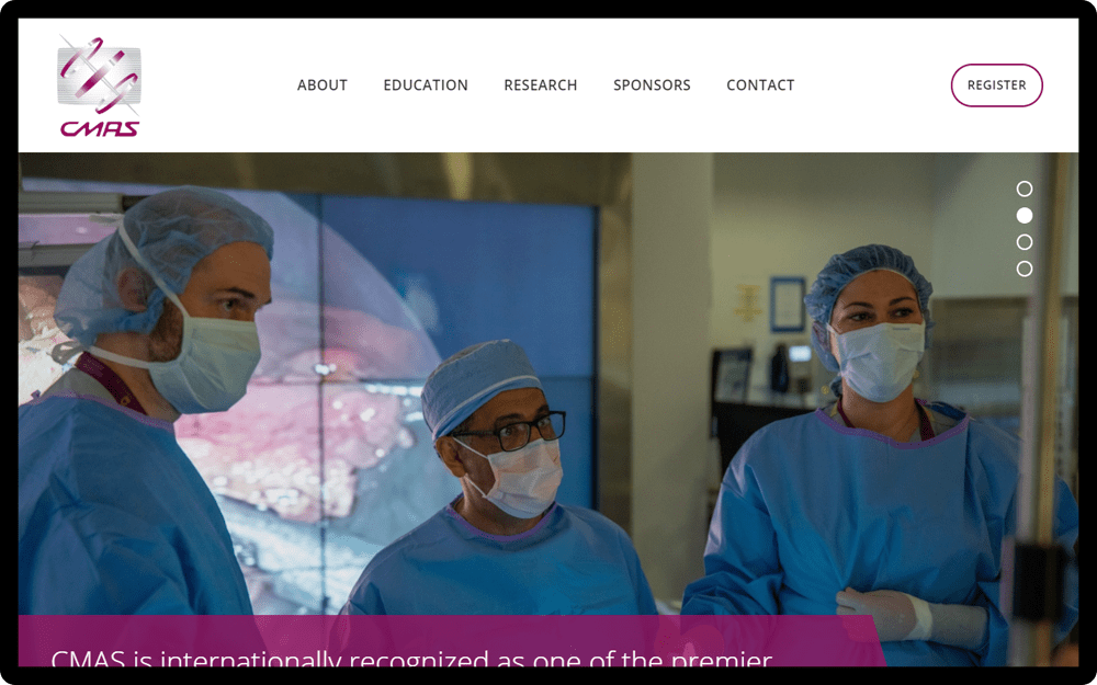 CMAS Homepage