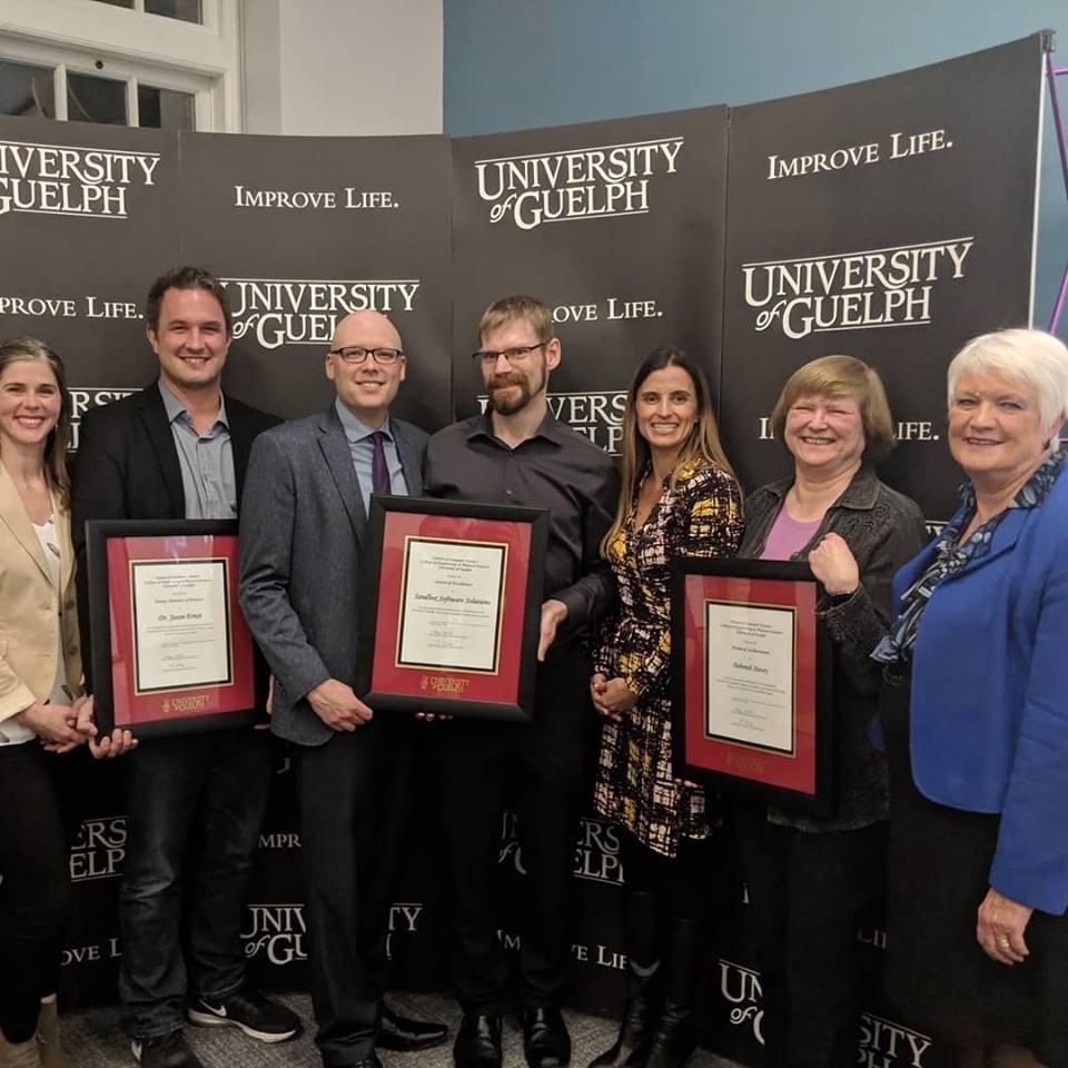 Sandbox wins the inaugural Award of Excellence