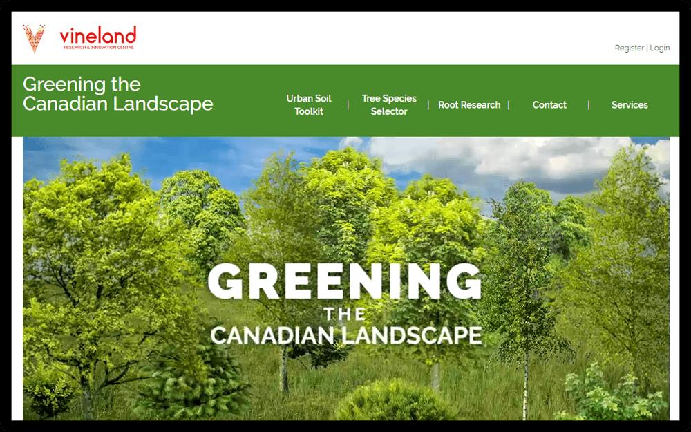 Vineland Greening